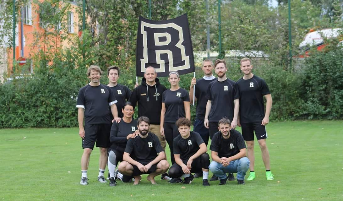 Team Vorstellung Flagfootball